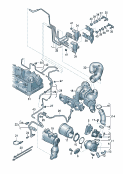 exhaust gas recirculation<br/>vacuum system