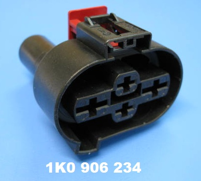 1K0906234 single parts whitch are not included with the par superb (sup Wire Harness Plugs at creativeand.co